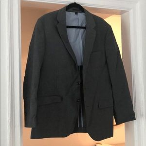 Men's Jcrew Ludlow Gray suit jacket/sportcoat